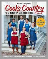 The Complete Cook's Country TV Show Cookbook 10th Anniversary Edition by America's Test Kitchen