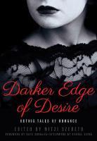 Cover for Darker Edge of Desire by Mitzi Szereto
