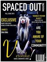 Spaced Out Magazine Fall Issue by Som Networks