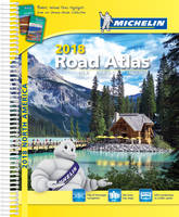 Michelin North America Road Atlas by