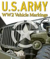 U.S. Army WW2 Vehicle Markings by