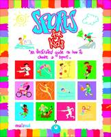 Sports for Kids An Illustrated Guide on How to Choose a Sport by Alberto Bertolazzi