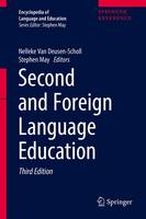 Second and Foreign Language Education by Nelleke van Deusen-Scholl