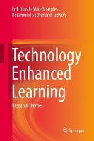 Technology Enhanced Learning Research Themes by Erik Duval