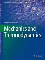 Mechanics and Thermodynamics by Wolfgang Demtroder