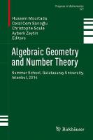 Algebraic Geometry and Number Theory Summer School, Galatasaray University, Istanbul by Hussein Mourtada