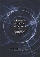 Advances in Luxury Brand Management by Jean Noel Kapferer