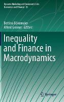 Inequality and Finance in Macrodynamics by Bettina Bokemeier