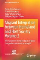 Migrant Integration between Homeland and Host Society Volume 2 How countries of origin impact migrant integration outcomes: an analysis by Justyna Salamonska