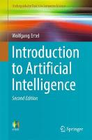 Introduction to Artificial Intelligence by Wolfgang Ertel