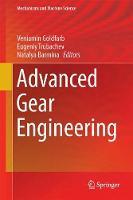 Advanced Gear Engineering by Veniamin Goldfarb