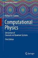 Computational Physics Simulation of Classical and Quantum Systems by Philipp Scherer