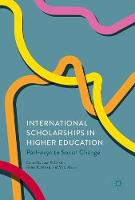 International Scholarships in Higher Education Pathways to Social Change by Joan R. Dassin