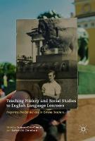 Teaching History and Social Studies to English Language Learners Preparing Pre-Service and In-Service Teachers by Luciana C. De Oliveira