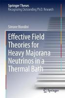 Effective Field Theories for Heavy Majorana Neutrinos in a Thermal Bath by Simone Biondini