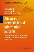 Advances in Network-Based Information Systems The 20th International Conference on Network-Based Information Systems (NBiS-2017) by Leonard Barolli