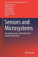 Sensors and Microsystems Proceedings of the 19th AISEM 2017 National Conference by Alessandro Leone
