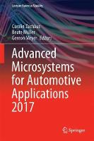 Advanced Microsystems for Automotive Applications 2017 Smart Systems Transforming the Automobile by Carolin Zachaus