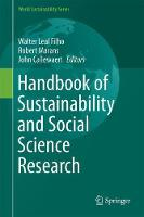 Handbook of Sustainability and Social Science Research by Walter Leal Filho