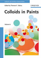Colloids in Paints by Tharwat F. Tadros