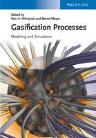 Gasification Processes Modeling and Simulation by Petr A. Nikrityuk