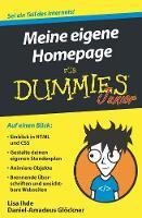 Meine eigene Homepage fur Dummies Junior by Lisa Ihde, Daniel-Amadeus Glockner