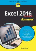 Excel 2016 fur Dummies kompakt by Greg Harvey