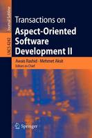 Transactions on Aspect-oriented Software Development Focus, Aop Systems, Software and Middleware by Awais Rashid