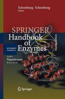 Class 2 Transferases EC 2.1-2.7.10 by Dietmar (GBF Braunschweig, Germany GBF, Braunschweig, FRG GBF Braunschweig, Germany University of Cologne, Germany G Schomburg