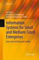 Information Systems for Small and Medium-Sized Enterprises State of Art of is Research in Smes by Jan Devos