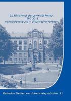 25 Jahre Konzil Der Universitat Rostock 1990-2015 by Kersten Kruger