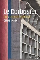 Le Corbusier The Complete Buildings by Cemal Emden