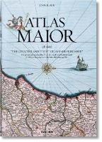 Blaeu: Atlas Maior by Joan Blaeu, Peter Van Der Krogt