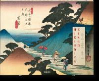 Hiroshige The Sixty Nine Stations of the Kisokaido by Curator Andreas (Minneapolis Institute of Art) Marks