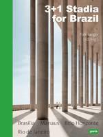 3+1 Stadia for Brazil by Falk Jaeger