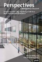 Science and the City: Hamburg's Path into an Academic Built Environment Education by Walter Pelka