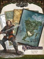 The Dark Eye - Aventuria Map Set by Steffen Brand
