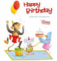 Happy Birthday! by Alessandra Psacharopulo