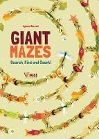Search Find and Count Giant Mazes by Agnese Baruzzi