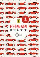 Ferrari: Hide & Seek by Veronica Pozzi