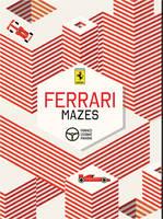 Ferrari Mazes Book by Veronica Pizzi