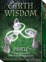 Earth Wisdom Oracle by Barbara (Barbara Moore) Moore, Cristina (Cristina Scagliotti) Scagliotti