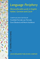 Language Periphery Monocollocable Words in English, Italian, German and Czech by Frantisek Cermak