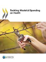 Tackling Wasteful Spending on Health by Organisation for Economic Co-Operation and Development