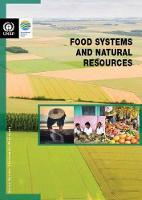 Food systems and natural resources by United Nations Environment Programme