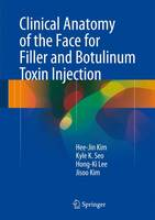 Clinical Anatomy of the Face for Filler and Botulinum Toxin Injection by Hee-Jin Kim, Kyle K. Seo, Hong-Ki Lee, Jisoo Kim