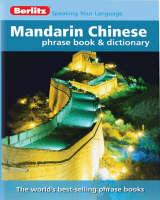 Berlitz: Mandarin Chinese Phrase Book & Dictionary by