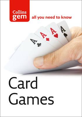 Collins Gem Card Games by
