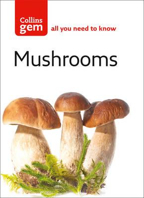 Collins Gem Mushrooms by Patrick Harding