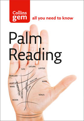 Collins Gem Palm Reading by